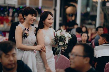 婚宴造型-Bride 毓庭