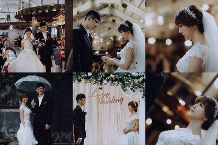 新娘婚禮造型
