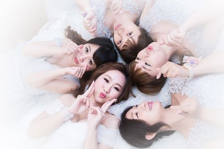 俊東&若喬 幸福結婚紀錄