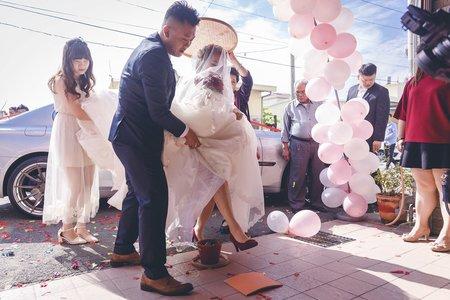 世裕&苡喬 幸福結婚紀錄