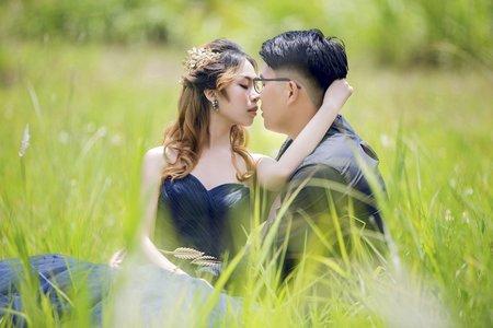 [自主婚紗]  旭捷&鈁瑀 魚池日月潭婚紗
