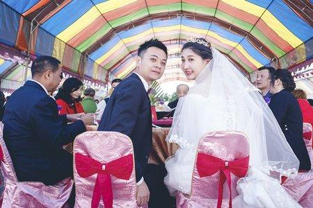 【埔里 媽祖廟】閻偉&瑞櫻 幸福結婚紀錄