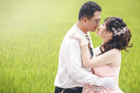 【大雅  新喜樓】榮杰&昱瑄幸福訂婚紀錄