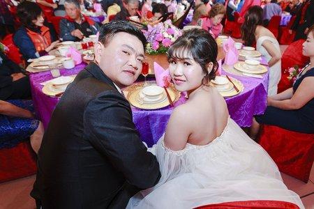 【埔里 三樂】吳志彬&阮氏翠嬌 幸福結婚紀錄