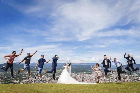 【埔里 台一】光明&映華 幸福結婚記錄