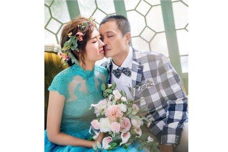[自主婚紗] 緯鑫&瑩珊 格林婚紗