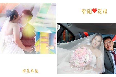 【台中 裡冷】智剛 & 筱瑄 幸福結婚紀錄