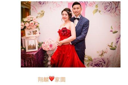 【台中 僑園】翔麟&家園 幸福訂婚記錄