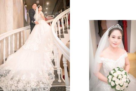【后里 新樂天】子豐&玉潔 幸福結婚記錄