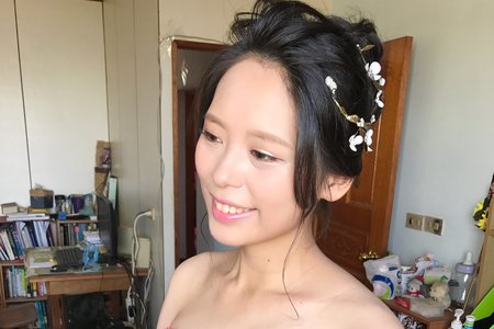 Wiwi designer/葳葳/雲林古坑/台中新秘