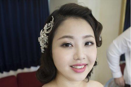 Ching 單妝髮造型