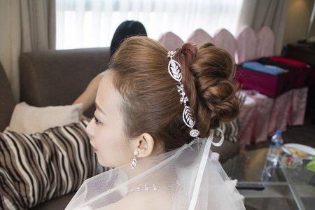 柔醇 結婚彩妝造型