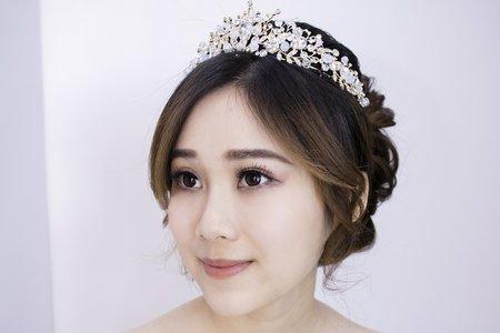 公主彩妝造型