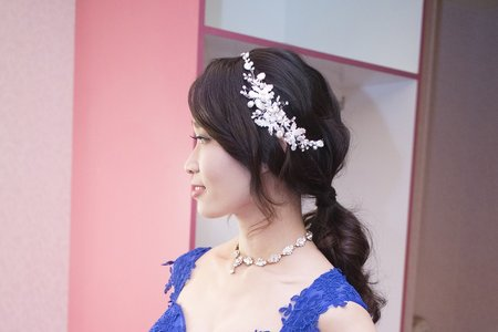 佩蓉 結婚彩妝造型