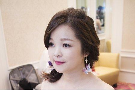 佩珊 結婚宴客彩妝造型