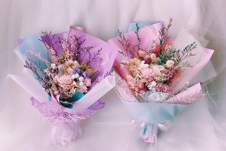 浪漫乾燥花束🌹