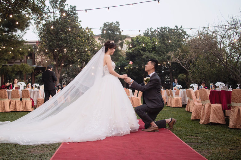 結婚午/晚宴 彩妝造型服務作品
