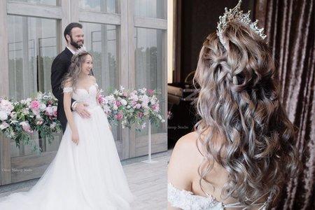 訂婚/結婚 單妝髮彩妝造型服務