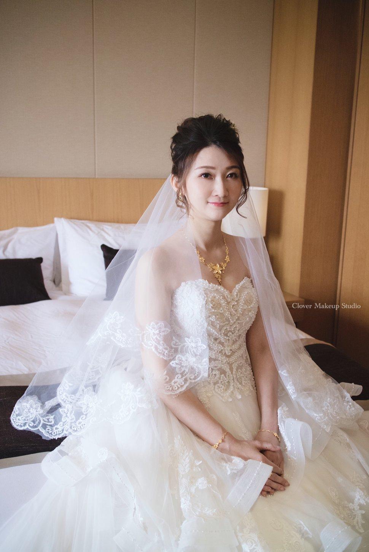 IMG_5052 - 薇瑄 彩妝造型 (Clover)《結婚吧》