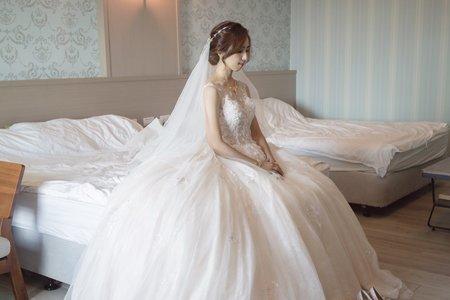 訂結婚+晚宴 彩妝造型服務