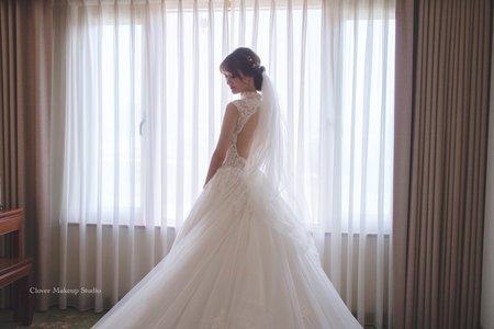 結婚彩妝造型