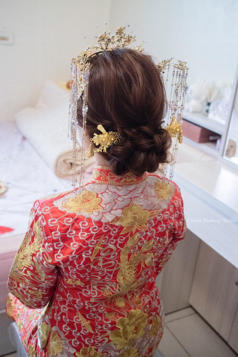 ♡獨家優惠♡【訂結婚雙儀式+午宴四造型】作品