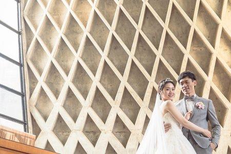 [婚禮東海路思義教堂証婚_萊特薇庭晚宴