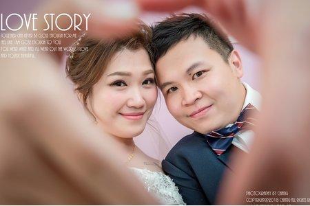 彥廷&伊庭婚禮記錄