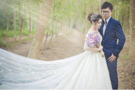 祺理&佳荏  自助婚紗