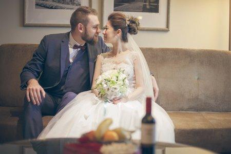 Eva & Jamie 婚禮紀錄