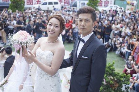 恩豪&喜涵  教會集團婚禮紀錄