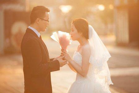 喆星&彥如 ~公證結婚紀錄&婚紗外拍