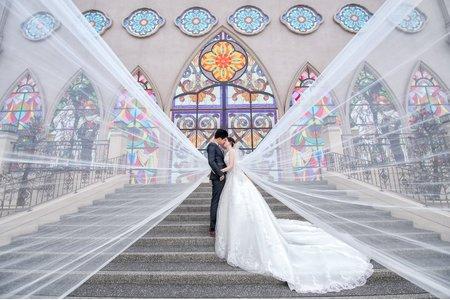 台南婚攝 婚禮紀錄 情定婚宴城堡 C & M