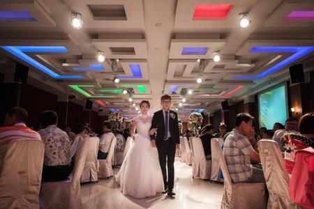 台南婚攝 台南商務會館 婚禮紀錄 M & R