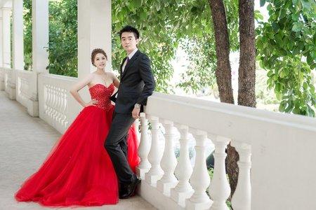 台南婚攝 台南商務會館 文定紀錄 D & T