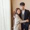 婚攝 台南商務會館 戶外證婚 婚禮攝影 W & N 011