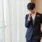 婚攝 台南商務會館 戶外證婚 婚禮攝影 W & N 015