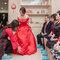 婚攝 高雄林皇宮 婚宴 時尚氣質新娘現身 S & R 019