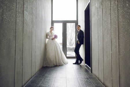 婚攝推薦 高雄林皇宮 婚宴 時尚氣質新娘現身