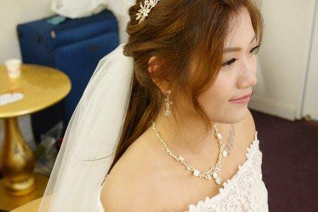 天津新娘珊珊/白紗造型