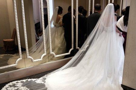 婚禮現場新秘記錄