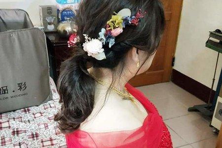 幸福新娘-佳萍(南投)