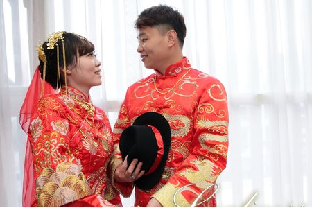 榮宗&姝琳 結婚記事 平面攝影