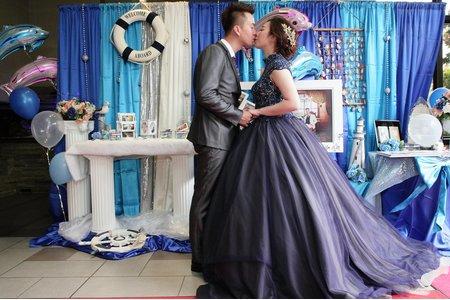益彬&純玲 結婚記事 平面攝影