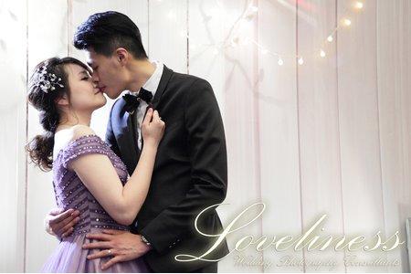 哲毅&芝瑩 結婚宴客 平面攝影