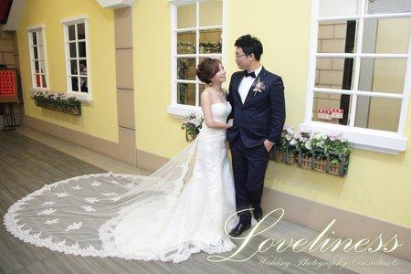 明枝&淳郁 結婚宴客 平面攝影