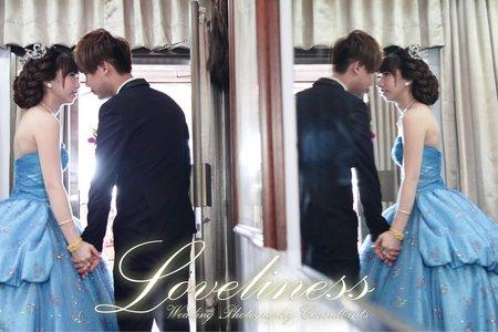 易諄&姷棠 結婚紀事 平面攝影
