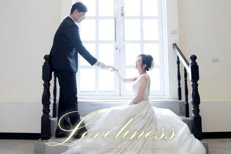 奕維&美慈 結婚紀事 平面攝影