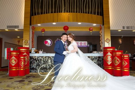 峰瑋&依岑 結婚紀事 平面攝影