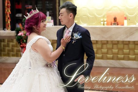 長益&慈心 結婚記事 平面攝影